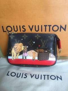 Louis Vuitton 2018 Limited Edition Lions (New & Unused)