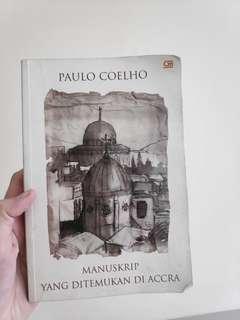 PAULO COELHO MANUSKRIP YANG DITEMUKAN DI ACRA
