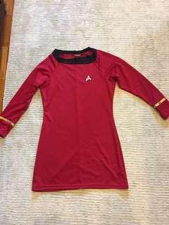 Star Trek Costume Dress
