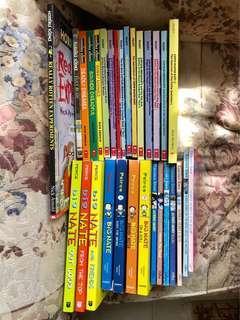 CHILDRENS BOOK SERIES