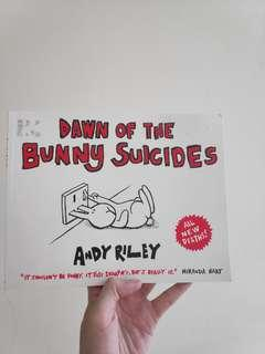 Dawn of the bunny suicide by andy riley