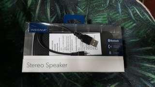 Insignia Bluetooth Speaker REPRICED