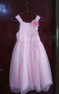 Gaun Donita - Dress anak