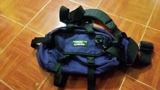 LL BEAN pouch/sling bag
