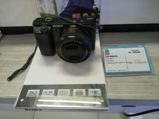 Camera Sony ILCE 6000L, Bisa Cicilan