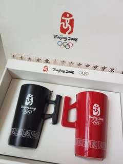 Beijing 2008 Olympics Official Licensed Product: Mugs
