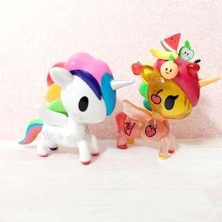 Tokidoki unicorno prisma and fruittina