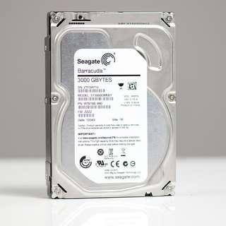 Seagate Barracuda 1TB 3.5 Hard Drive
