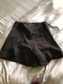 Missguided Scallop shorts