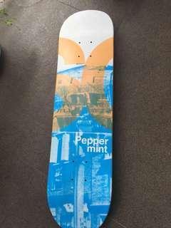"Skateboard deck ""peppermint"" jakarta"