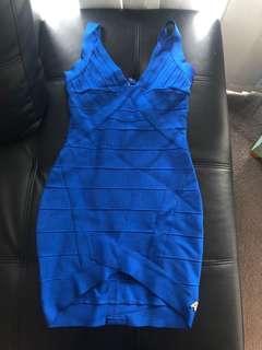 Size small bandage dress