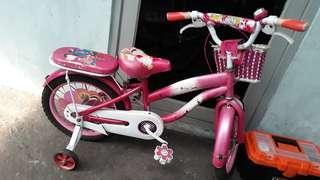 Sepeda Pink