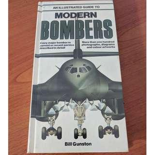 Used English Book Modern Bombers By Bill Guston 1988