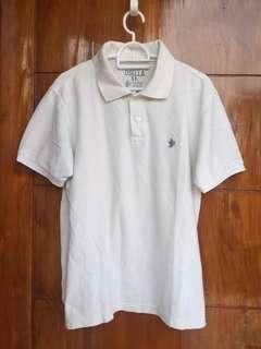 Osella White Polo Shirt
