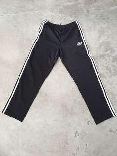 Adidas Track Pants White Stripes