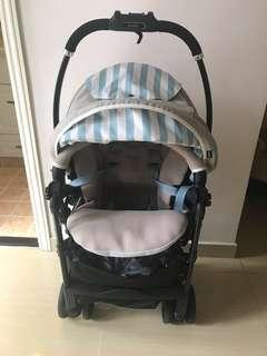 Great condition combi lightweight stroller