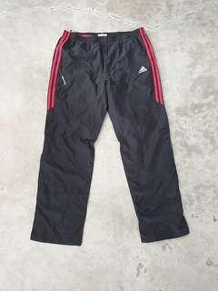 Adidas Track Pants Red Stripes