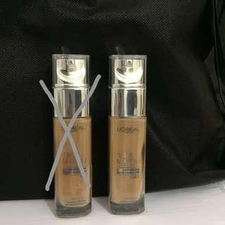 True Match Liquid Foundation L'oreal Paris