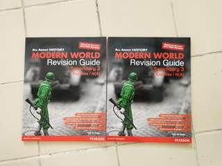Second 3 history revision guide