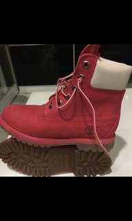 Timberlands high cut Boots