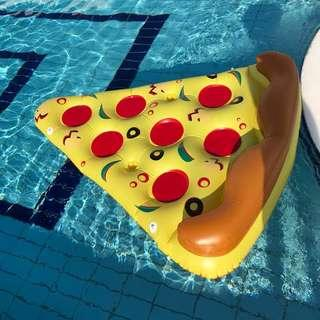 Slice Of Pizza Inflatable Pool Beach Float