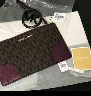 📌clearance sale:Michael kors clutch wallet