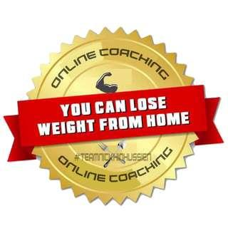 Online Lose Weight from Home