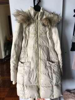 90% new Salad羽絨 IT B+ab kate spade 外套 jacket coat
