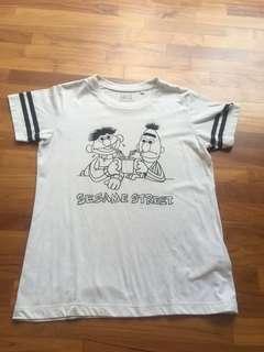 UNIQLO Sesame Street Shirt