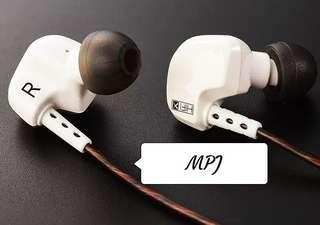 HiFi IE KZ Earphones for Bass heads
