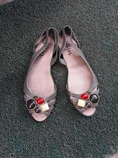 Mendrez jelly shoes