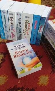 Novel Melayu Kuseru Rindu Itu by Hanni Ramsul