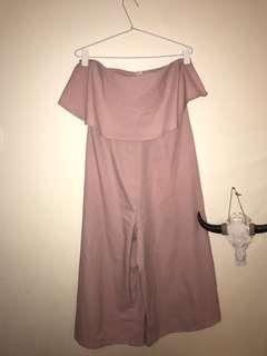 Princess Polly Culotte Jumpsuit size M (8-10