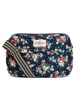 Cath kidston quilted sling bag