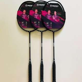 [SALE] Brand New Protech MyCoach 140g Training Badminton Racket