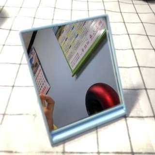 🚚 《二手-加購區》鏡子 隨身鏡