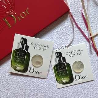 Authentic Dior Capture Youth Intense Rescue Age-delay Revitalizing Oil-Serum