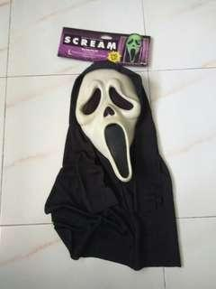 🚚 Scream the movie mask