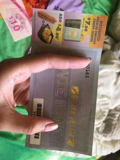 Golden Village (GV) Movie Ticket x1