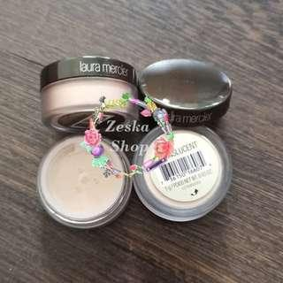 LAURA MERCIER Translucent Loose Setting Powder Glow [Travel Size]