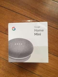 BNIB Unopened Google Home Mini