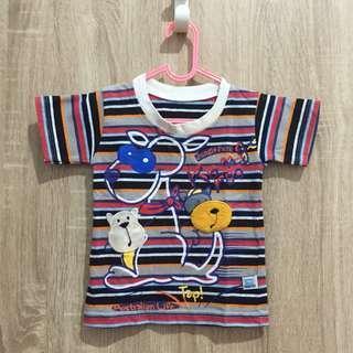 Kaos Anak Laki-Laki Stripes