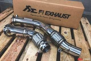 BMW F80 M3 / F82 M4 Frequency Intelligent Downpipe