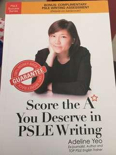 PSLE Writing by Adeline Yeo