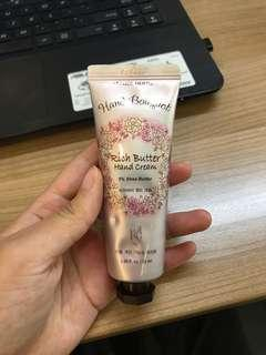 Etude hand cream lotion