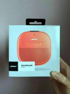 ‼️BOSE Soundlink Micro Bluetooth Speaker