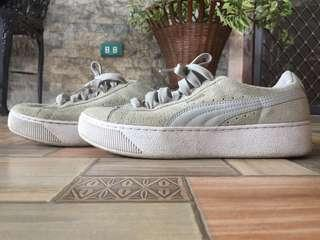 Puma Softfoam Suede Shoes