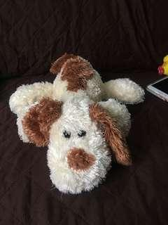 Doggy stuffed toy