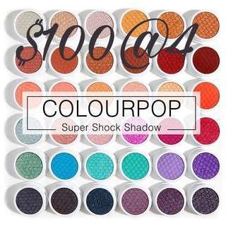 Colourpop 單色眼影
