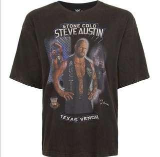 Topman Vintage Rare WWE Tshirt